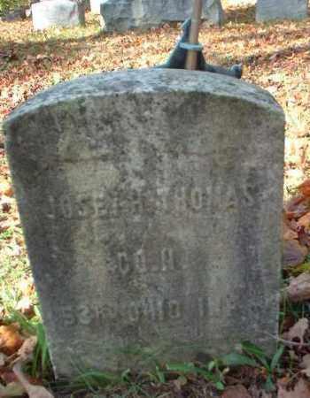 THOMAS, JOSEPH - Meigs County, Ohio | JOSEPH THOMAS - Ohio Gravestone Photos