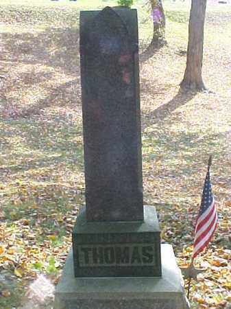 THOMAS, MONUMENT - Meigs County, Ohio | MONUMENT THOMAS - Ohio Gravestone Photos