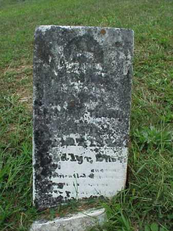 THOMAS, MINERVA - Meigs County, Ohio | MINERVA THOMAS - Ohio Gravestone Photos