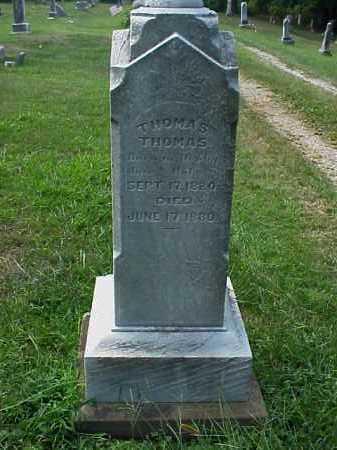 THOMAS, THOMAS - Meigs County, Ohio | THOMAS THOMAS - Ohio Gravestone Photos