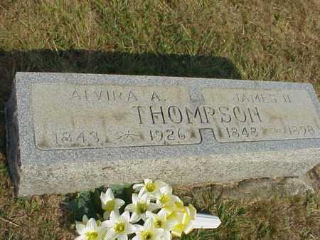 THOMPSON, JAMES H. - Meigs County, Ohio   JAMES H. THOMPSON - Ohio Gravestone Photos