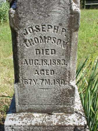 THOMPSON, JOSEPH P. - Meigs County, Ohio | JOSEPH P. THOMPSON - Ohio Gravestone Photos