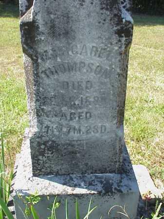 THOMPSON, MARGARET - Meigs County, Ohio | MARGARET THOMPSON - Ohio Gravestone Photos