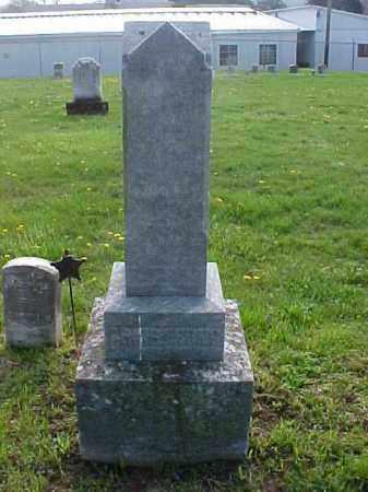 THOMPSON, MONUMENT - Meigs County, Ohio | MONUMENT THOMPSON - Ohio Gravestone Photos