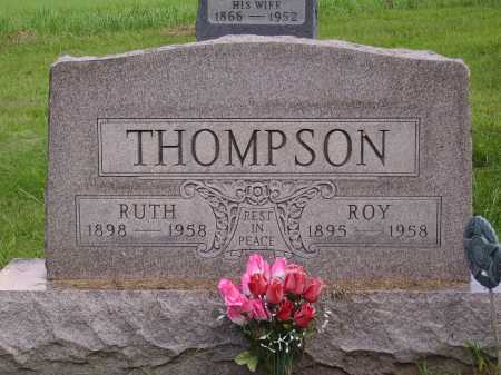 THOMPSON, RUTH - Meigs County, Ohio | RUTH THOMPSON - Ohio Gravestone Photos