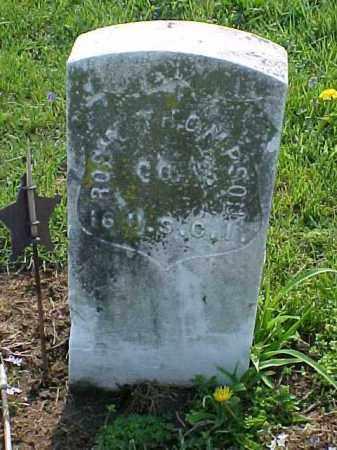 THOMPSON, ROBERT - Meigs County, Ohio | ROBERT THOMPSON - Ohio Gravestone Photos