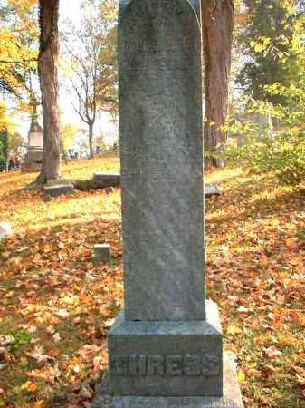 THRESS, JULIA - Meigs County, Ohio | JULIA THRESS - Ohio Gravestone Photos