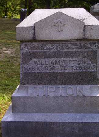 TIPTON, WILLIAM - Meigs County, Ohio | WILLIAM TIPTON - Ohio Gravestone Photos