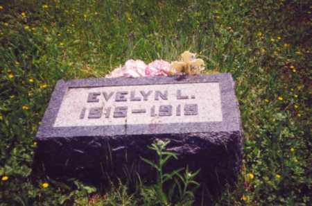 TOENSEND, EVELYN L. - Meigs County, Ohio | EVELYN L. TOENSEND - Ohio Gravestone Photos