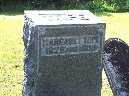 TOPE, MARGARET - Meigs County, Ohio | MARGARET TOPE - Ohio Gravestone Photos