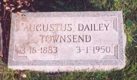 TOWNSEND, AUGUSTUS DAILEY - Meigs County, Ohio | AUGUSTUS DAILEY TOWNSEND - Ohio Gravestone Photos