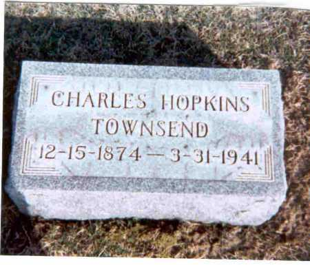 TOWNSEND, CHARLES HOPKINS - Meigs County, Ohio | CHARLES HOPKINS TOWNSEND - Ohio Gravestone Photos