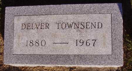 TOWNSEND, DELVER - Meigs County, Ohio | DELVER TOWNSEND - Ohio Gravestone Photos