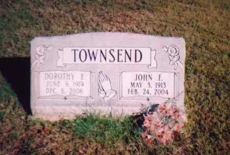 QUEEN TOWNSEND, DOROTHY FAYE - Meigs County, Ohio | DOROTHY FAYE QUEEN TOWNSEND - Ohio Gravestone Photos