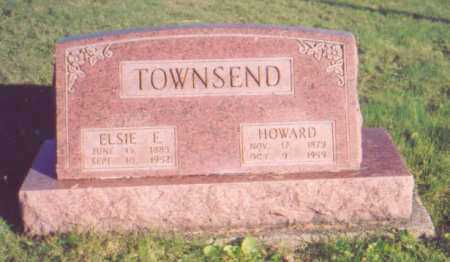 TOWNSEND, ELSIE F. - Meigs County, Ohio | ELSIE F. TOWNSEND - Ohio Gravestone Photos