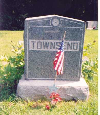 TOWNSEND, MONUMENT - Meigs County, Ohio   MONUMENT TOWNSEND - Ohio Gravestone Photos