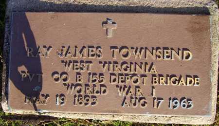 TOWNSEND, RAY JAMES - Meigs County, Ohio   RAY JAMES TOWNSEND - Ohio Gravestone Photos