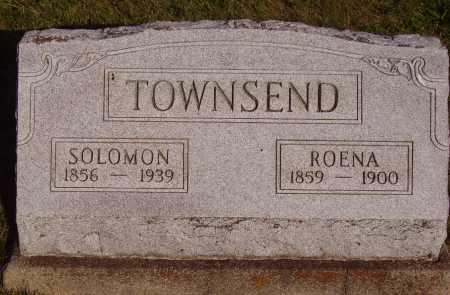 TOWNSEND, SOLOMON - Meigs County, Ohio | SOLOMON TOWNSEND - Ohio Gravestone Photos
