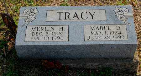 TRACY, MABEL D. - Meigs County, Ohio | MABEL D. TRACY - Ohio Gravestone Photos