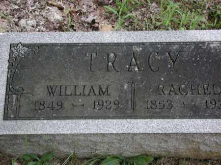 TRACY, WILLIAM - Meigs County, Ohio | WILLIAM TRACY - Ohio Gravestone Photos