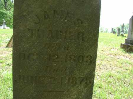 TRAINER, JAMES - Meigs County, Ohio | JAMES TRAINER - Ohio Gravestone Photos