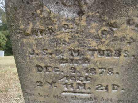 TUBBS, CLARK  - CLOSEVIEW - Meigs County, Ohio | CLARK  - CLOSEVIEW TUBBS - Ohio Gravestone Photos