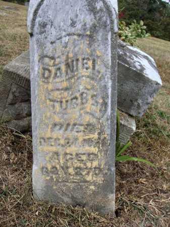 TUBBS, DANIEL - Meigs County, Ohio   DANIEL TUBBS - Ohio Gravestone Photos