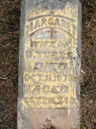 TUBBS, MARGARET - Meigs County, Ohio | MARGARET TUBBS - Ohio Gravestone Photos