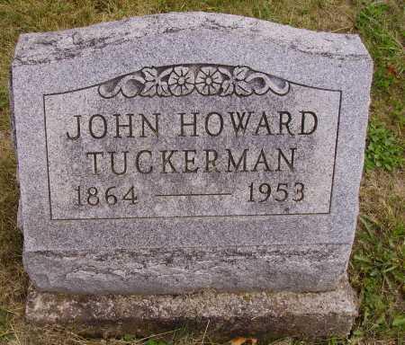 TUCKERMAN, JOHN HOWARD - Meigs County, Ohio   JOHN HOWARD TUCKERMAN - Ohio Gravestone Photos