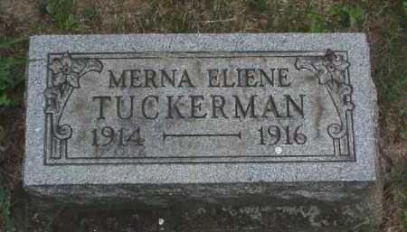 TUCKERMAN, MERNA ELIENE - Meigs County, Ohio | MERNA ELIENE TUCKERMAN - Ohio Gravestone Photos