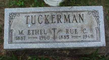 TUCKERMAN, RUE C. - Meigs County, Ohio | RUE C. TUCKERMAN - Ohio Gravestone Photos