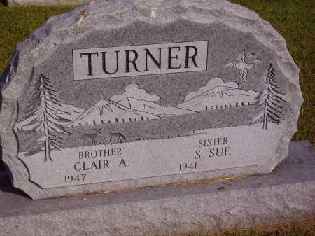 TURNER, S. SUE - Meigs County, Ohio | S. SUE TURNER - Ohio Gravestone Photos