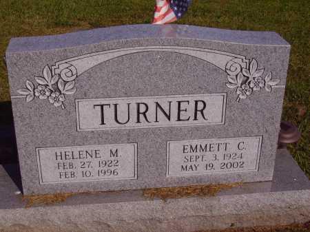 TURNER, EMMETT C. - Meigs County, Ohio | EMMETT C. TURNER - Ohio Gravestone Photos