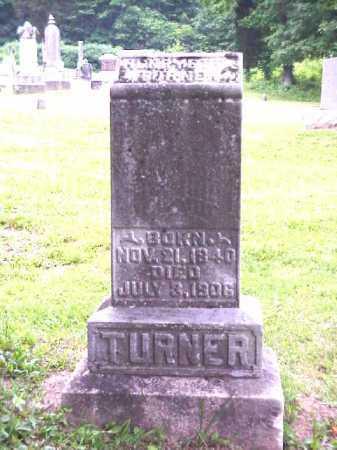 TURNER, HENRYETTA - Meigs County, Ohio | HENRYETTA TURNER - Ohio Gravestone Photos
