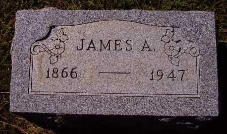 TURNER, JAMES A. - Meigs County, Ohio | JAMES A. TURNER - Ohio Gravestone Photos