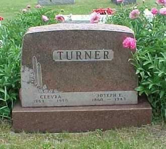 TURNER, JOSEPH E. - Meigs County, Ohio | JOSEPH E. TURNER - Ohio Gravestone Photos