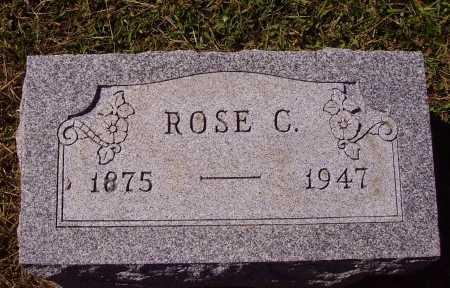 TURNER, ROSE C. - Meigs County, Ohio   ROSE C. TURNER - Ohio Gravestone Photos