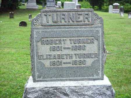 TURNER, ROBERT - Meigs County, Ohio | ROBERT TURNER - Ohio Gravestone Photos