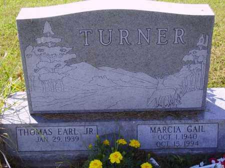 TURNER, THOMAS EARL JR. - Meigs County, Ohio | THOMAS EARL JR. TURNER - Ohio Gravestone Photos