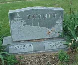 TURNER, MARCIA GAIL - Meigs County, Ohio | MARCIA GAIL TURNER - Ohio Gravestone Photos