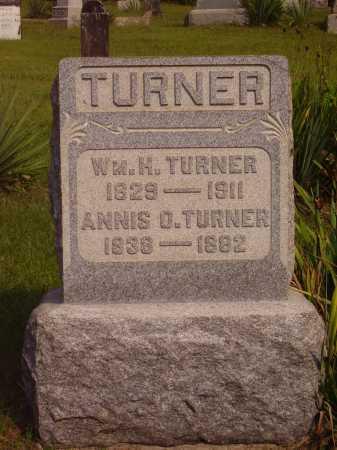 TURNER, ANNIS OHIO - Meigs County, Ohio | ANNIS OHIO TURNER - Ohio Gravestone Photos