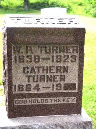 TURNER, W.P. - Meigs County, Ohio | W.P. TURNER - Ohio Gravestone Photos