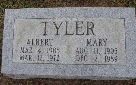 ERNESTINE TYLER, MARY - Meigs County, Ohio | MARY ERNESTINE TYLER - Ohio Gravestone Photos
