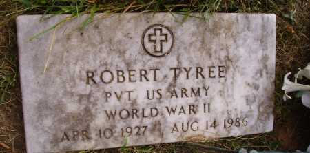TYREE, ROBERT - Meigs County, Ohio | ROBERT TYREE - Ohio Gravestone Photos