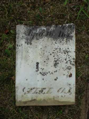 UNKNOWN, AGED 10 MONTHS - Meigs County, Ohio | AGED 10 MONTHS UNKNOWN - Ohio Gravestone Photos