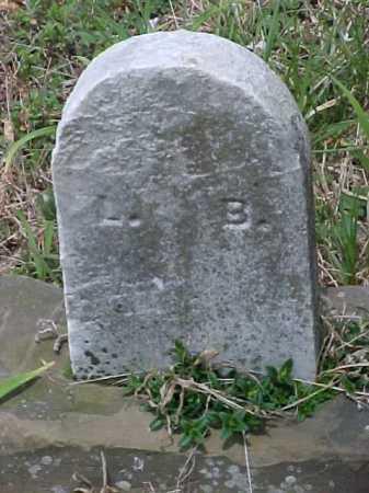 UNKNOWN, L. B. - Meigs County, Ohio | L. B. UNKNOWN - Ohio Gravestone Photos