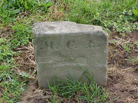 UNKNOWN, M. C. L. - Meigs County, Ohio   M. C. L. UNKNOWN - Ohio Gravestone Photos