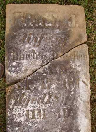 UNKNOWN, NANCY J. - Meigs County, Ohio | NANCY J. UNKNOWN - Ohio Gravestone Photos