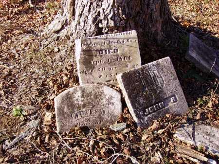UNKNOWN STONE 1, UNKNOWN - Meigs County, Ohio | UNKNOWN UNKNOWN STONE 1 - Ohio Gravestone Photos
