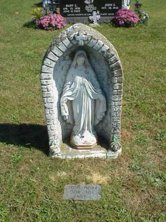 UNKNOWN, UNKNOWN #2 - Meigs County, Ohio | UNKNOWN #2 UNKNOWN - Ohio Gravestone Photos